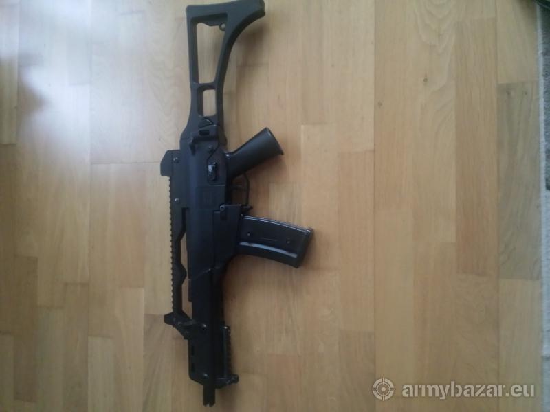 *AIRSOFT* G36c ASG Nemecká útočná puška