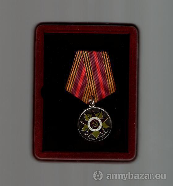 Vyznamenanie od prezidenta Ruskej Federácie