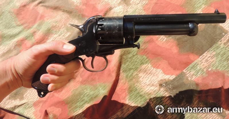 Predám revolver Le Mat
