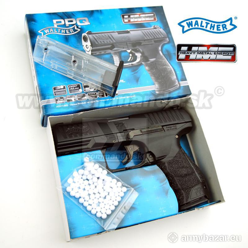 Walther ppq airsoft heavy metal