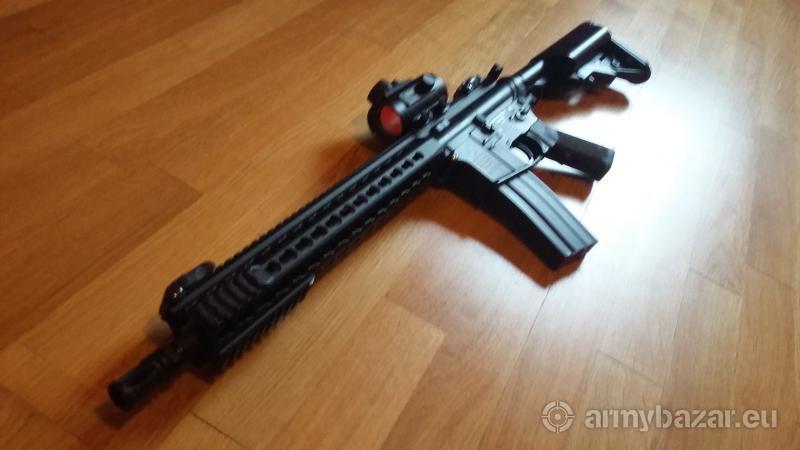 Colt Keymod Cybergun M4A1 Celokov