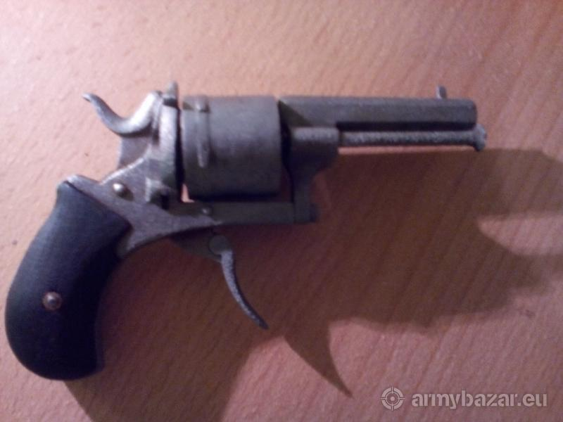 Belgicky revolver