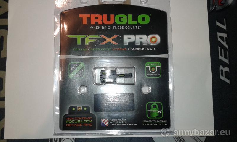 przyrządy celownicze TRUGLO TFX PRO SET do CZ 75