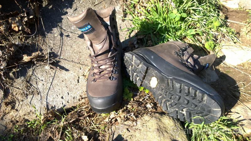Topánky do lesa