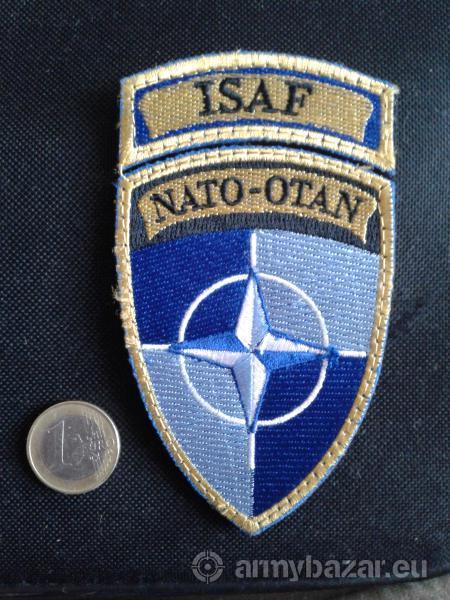 Nášivka - ISAF/NATO