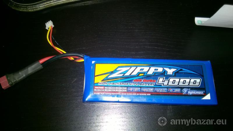 Lipol batéria