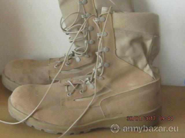 Pouštní boty US Army - desert - Prodej eeb0a69b41