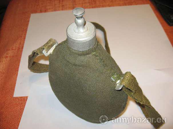 Feldflasche Frankreich 2. Weltkrieg