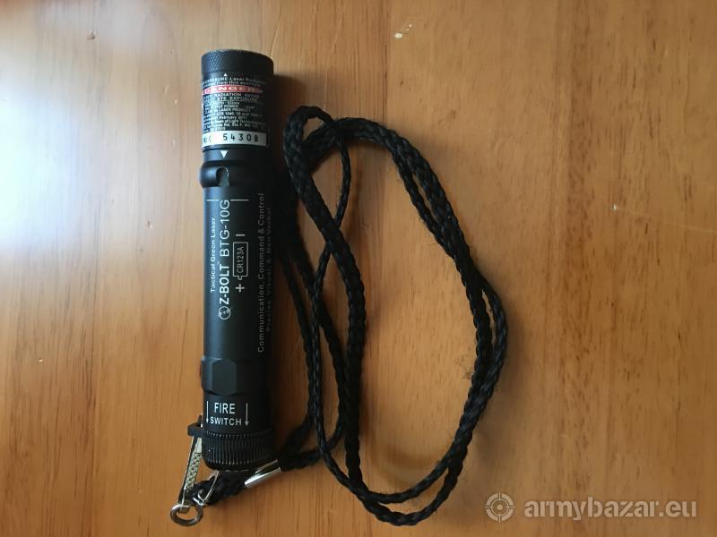 Laser Z-BOLT BTG-10G