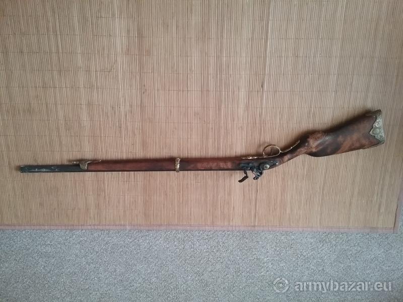 Vintage replica musket