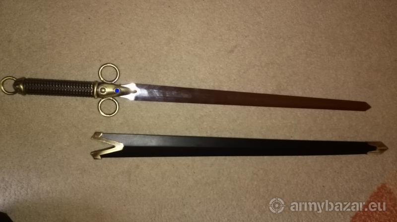Meč SEVEN SWORD
