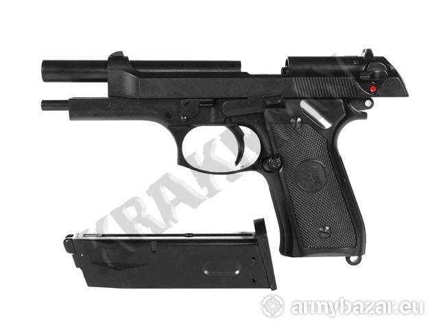 KJW M92 Fullmetal CO2 GBB