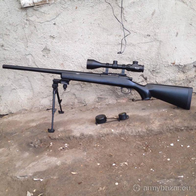 Swiss Arms SAR-10 CO2