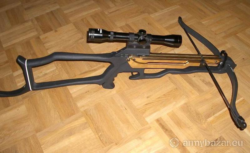 Armbrust Commando 175lbs