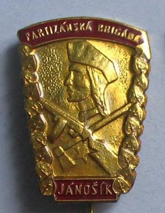 Partizanske odznaky