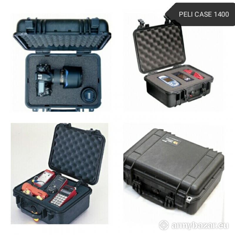 Peli Save bezpečnostní kufry