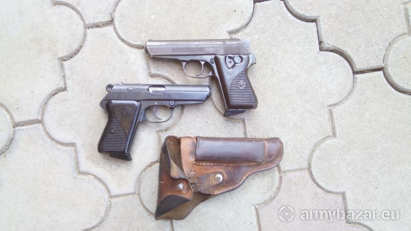 Pistole vz.50