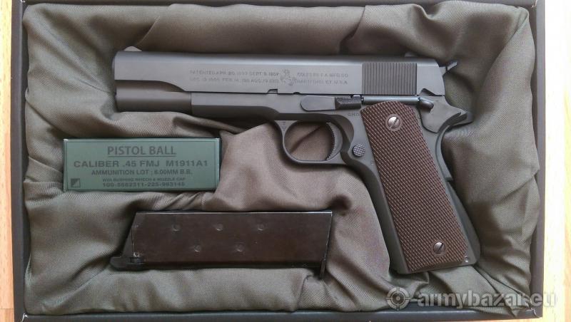 Colt M1911 A1 TOKYO MARUI