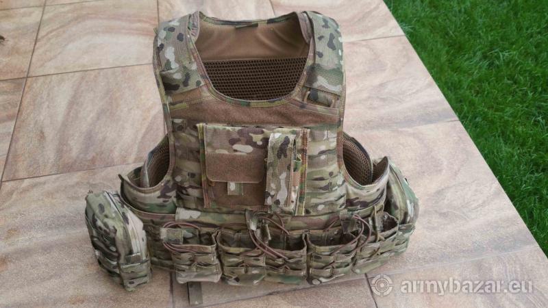 Taktická vesta Warrior Assault - Raptor