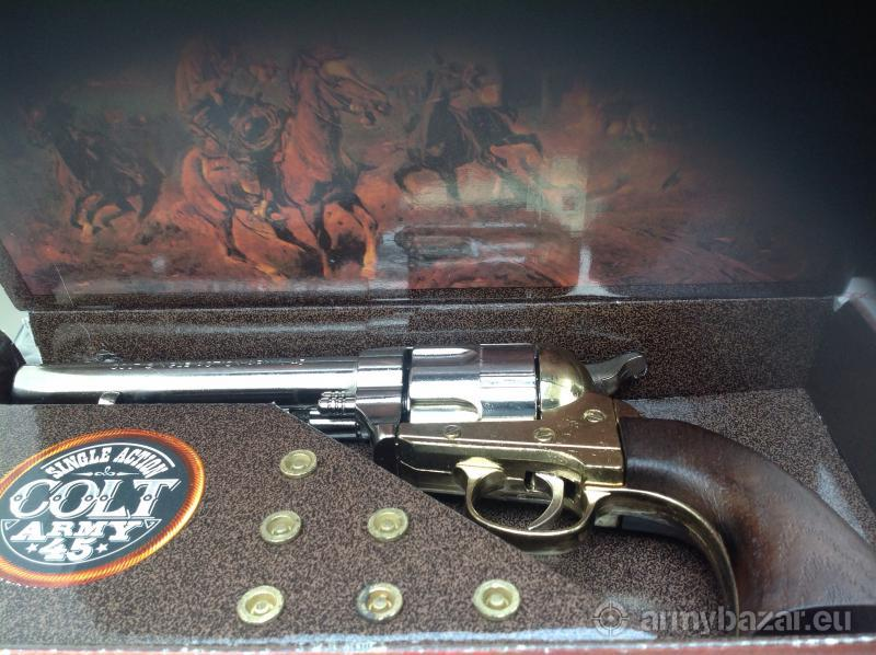 Single action colt army 45