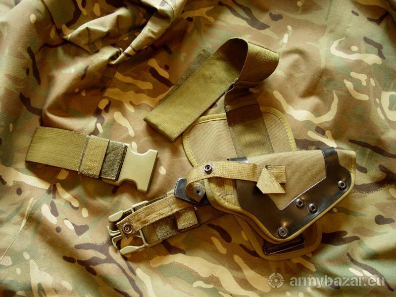 Ruské stehenné púzdro na pištol