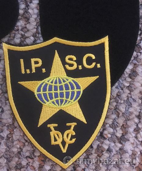 Nášivky I.P.S.C. a LOS-SK