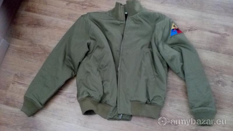 US tankova bunda
