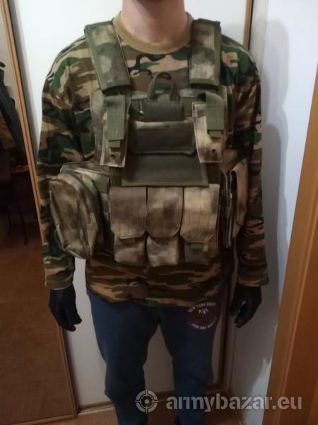Taktická vesta Chest Rig