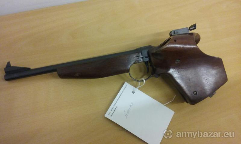 Pištoľ TOZ-35, kal: .22lr
