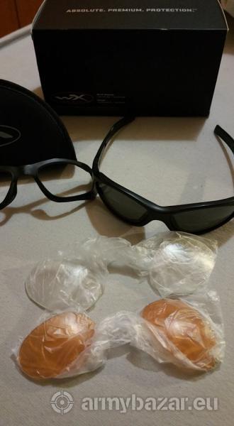 Taktické okuliare Wileyx