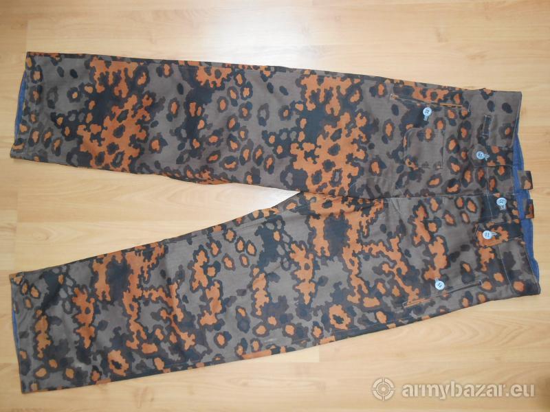 Drillichové kalhoty DUB podzim (NOVÉ)