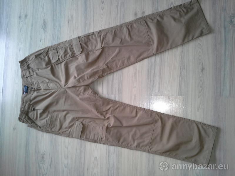 kalhoty 5.11 TACLITE PRO coyote