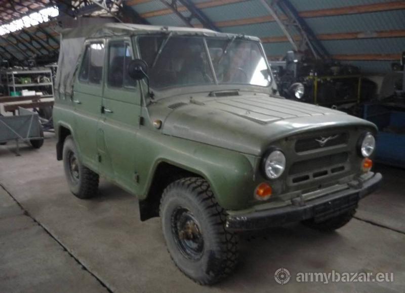 koupím UAZ 469