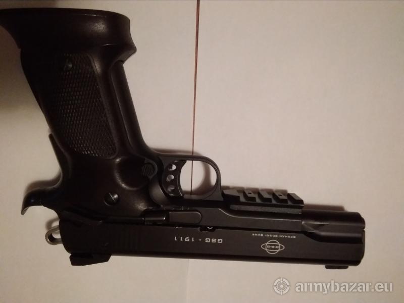 pistolet sportowy GSG 1911