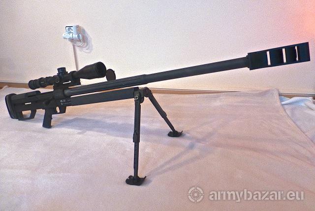 CAL. 50 BMG HS 50 STEYR MANNLICHER