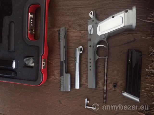 Tanfoglio Limited custom 9x19mm