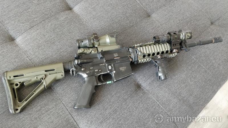 Airsoft výzbroj a výstroj