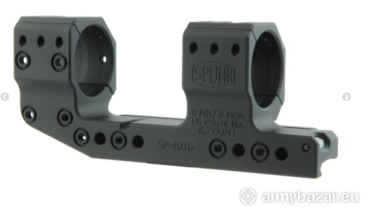 SPUHR montáž na puškohlad