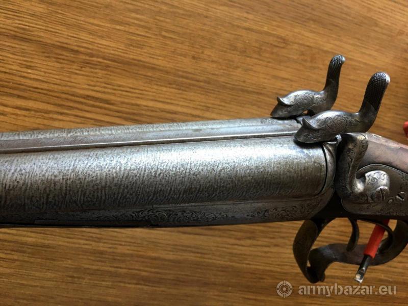 Lefaucheux brokovnica - II. pol 19 storočia