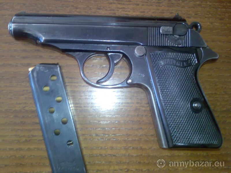 Walther PP kal. 7,65mm  (1942)