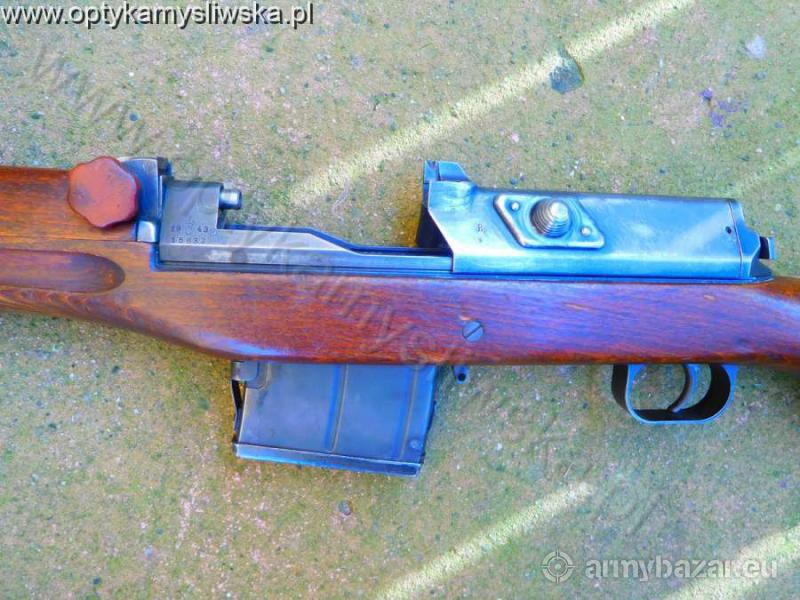 Ljungmann kal 8x57 IS