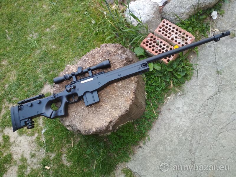 Sniper Well MB4403D L96