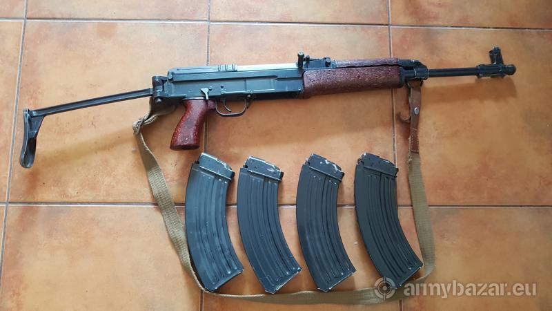 Útočná puška vzor 58