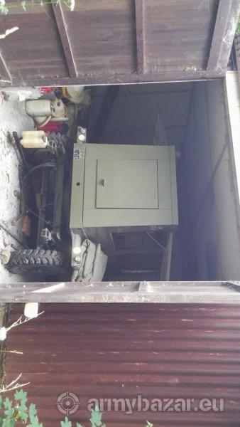 elektrické zdrojové soustrojí-generátor
