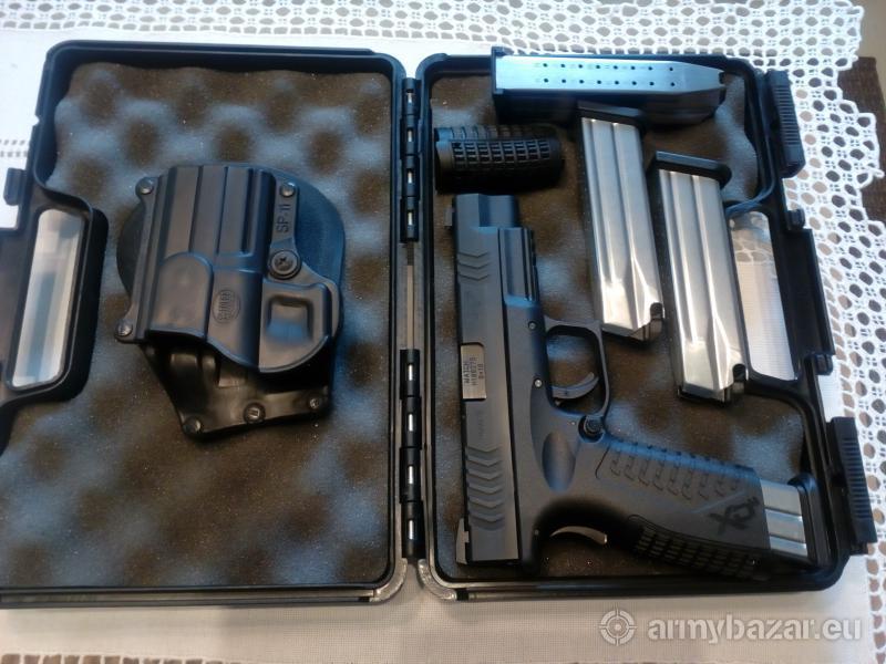 Pištol Springfield XDM 9 mm Luger