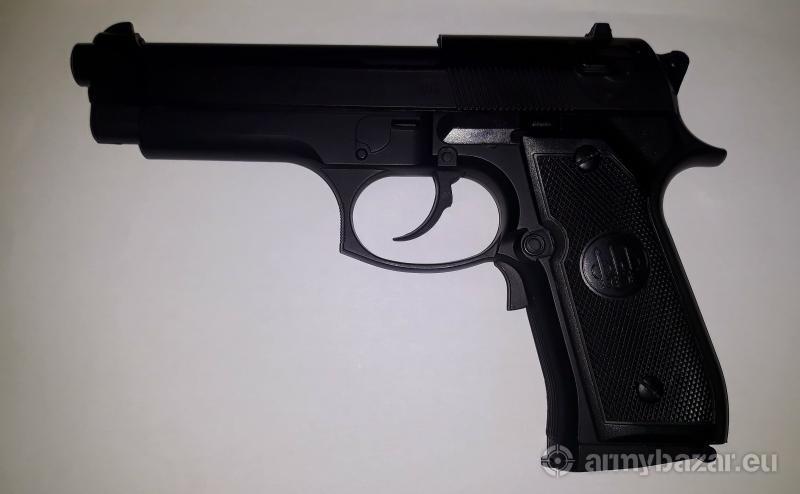 elektrická airsoftová pištoľ Beretta