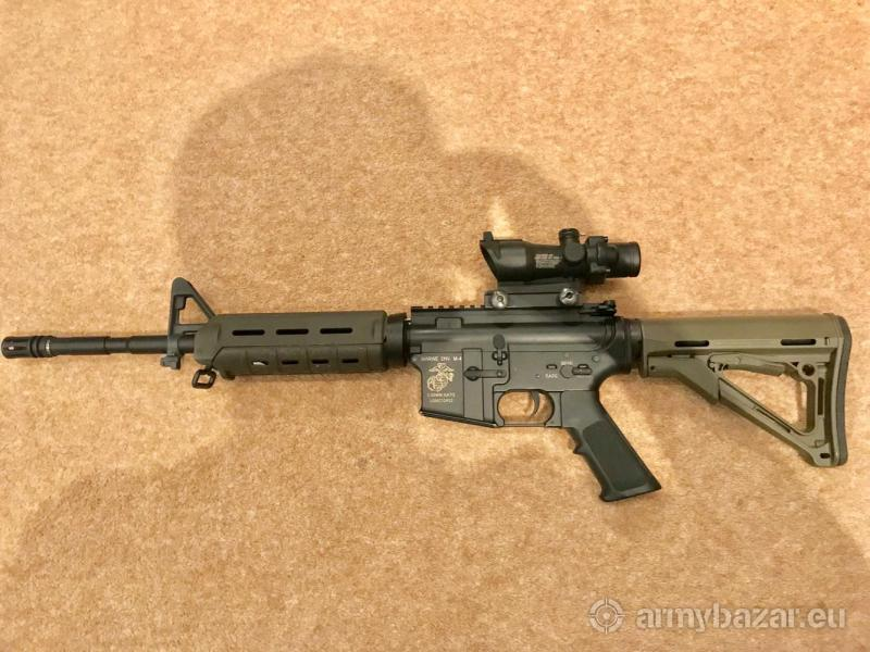 G&P M4A1 with ACOG