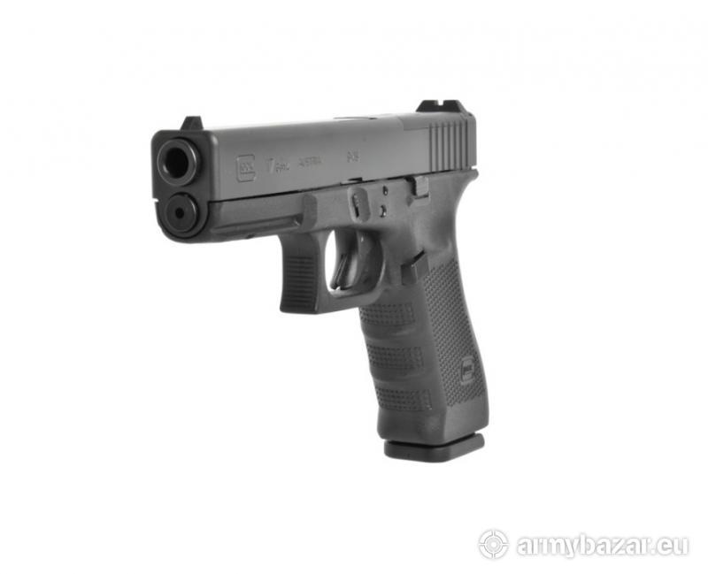 Pistolet Glock 17 MOS gen 4 kal. 9x19mm