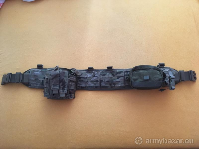 Tasmanian tiger mkII belt warrior multicam