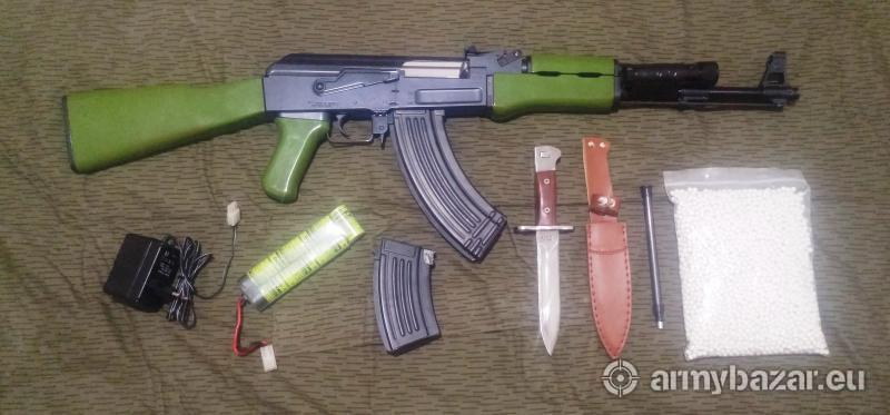 AK-47, AEG, značky Tokyo Marui